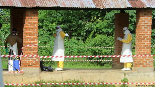 Ebola: WHO raises Congo risk to very high