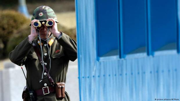 North Korean military officer defects to South Korea