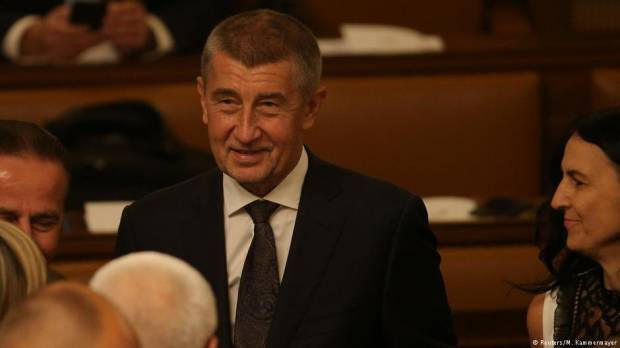 Czech PM Andrej Babis wins vote of confidence after months of wrangling