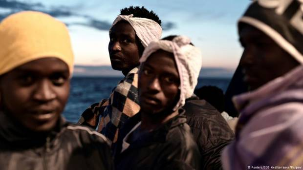 UN, without US, presents global compact for safe migration