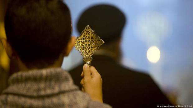 Egypt: Coptic Christian monk held over killing of bishop