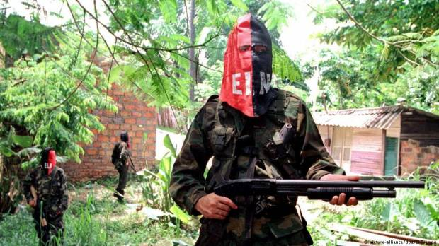 Colombia accuses ELN rebels of recruiting child soldiers