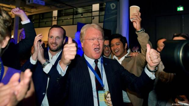 Swedens general election results in stalemate as far-right support surges