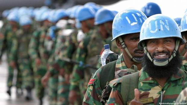 US aims to punish UN peacekeepers responsible for abuses