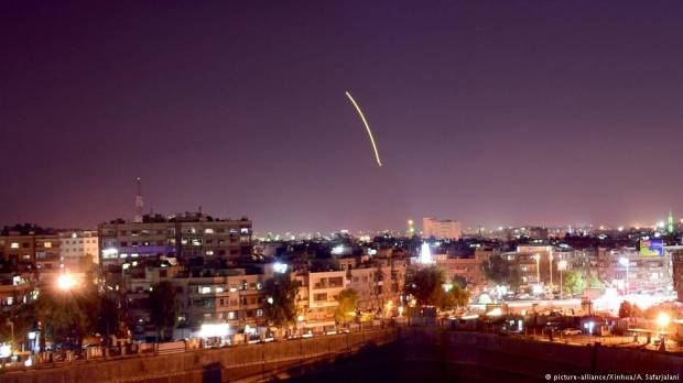 Syria blames Israel for attack on Damascus airport