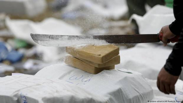 Cocaine worth €30 million seized in northern France