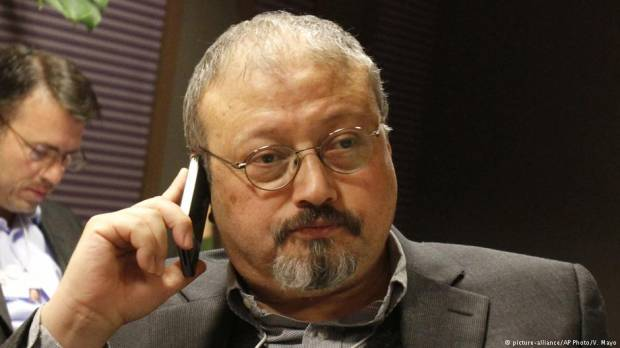 Saudi team in Turkey for probe into Khashoggi disappearance