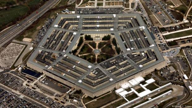 Hackers breach US defense department travel records