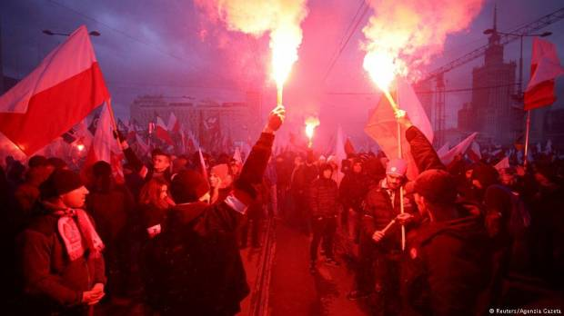 Poland: Warsaw bans nationalist independence day march