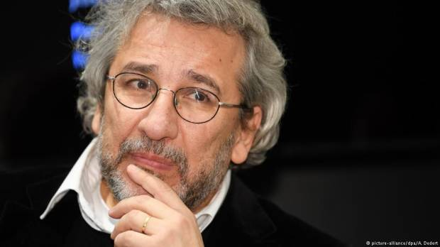 Turkey issues arrest warrant for exiled journalist Can Dundar over 2013 protests