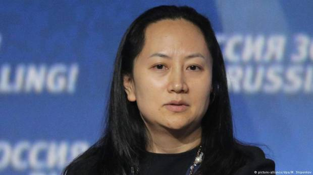 Chinas Huawei finance chief arrested in Canada, faces extradition to US