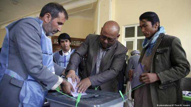 Afghan electoral body invalidates all votes in Kabul