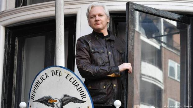 Ecuador: WikiLeaks founder Julian Assange can leave London embassy