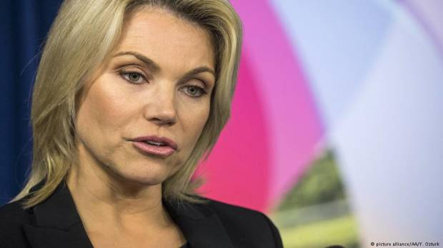 Donald Trump nominates Heather Nauert as US ambassador to UN