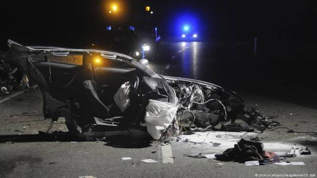 Traffic accidents kill more than 1 million people, WHO says