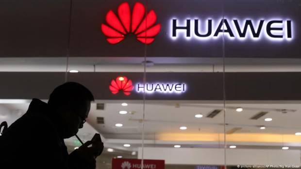 Huawei could give Chinese spies our secrets, EU fears