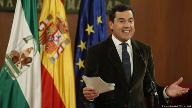 Spain: Far-right party Vox to prop up Andalusia coalition in post-Franco first