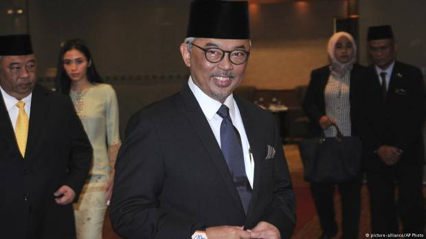 Malaysian state appoints new sultan ahead of king election