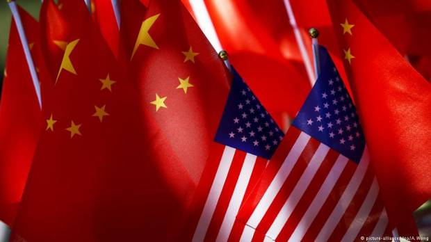 China logs record trade surplus with US in 2018