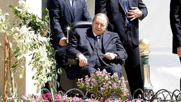 Algerias President Abdelaziz Bouteflika to run for fifth term