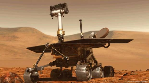 NASA bids farewell to historic Mars rover Opportunity