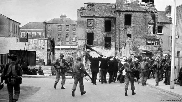 British soldier faces murder charges for Northern Irelands 1972 Bloody Sunday killings