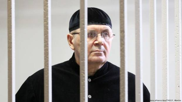 Russia: Chechen human rights activist jailed