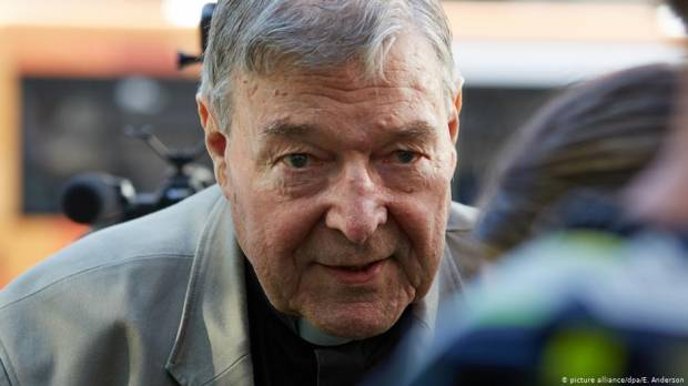 Australia media face chilling contempt charges over Pell reporting: lawyer