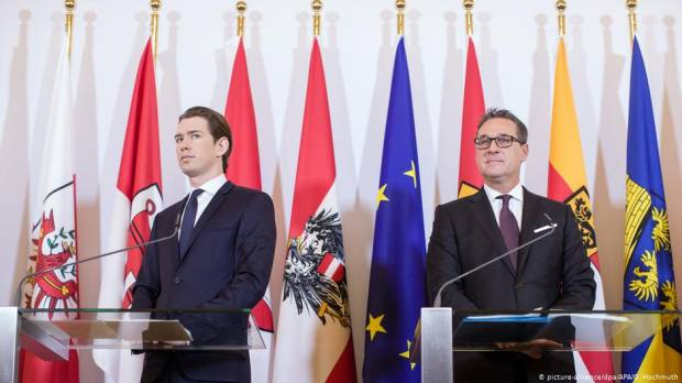 Austrias FPÖ Freedom Party: A turbulent history