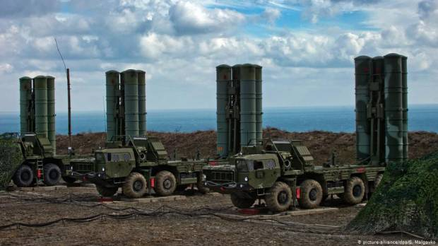 Turkey to produce new S-500 missile system with Russia