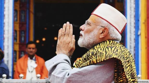 Indian PM Narendra Modi likely to win general election, exit polls predict