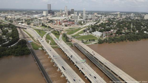 US state of Arkansas declares emergency over flooding