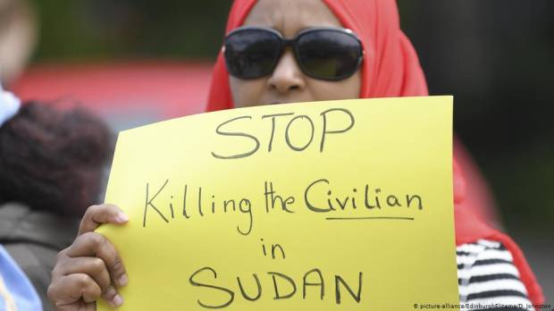 Sudan talks resume as protest strike suspended