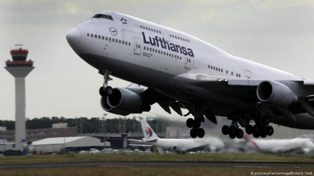 Lufthansa resumes flights to Cairo after safety suspension