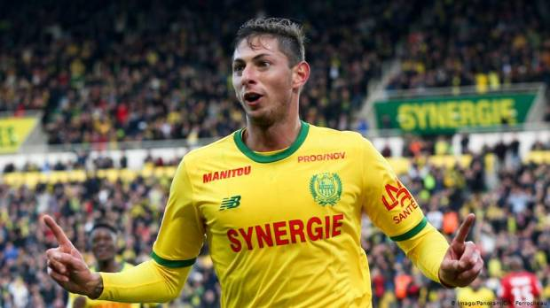 Football star Sala exposed to high levels of deadly carbon monoxide in plane