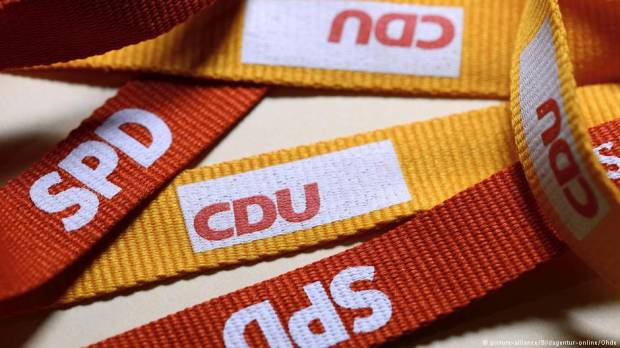 Opinion: Germanys CDU and SPD need some soul-searching