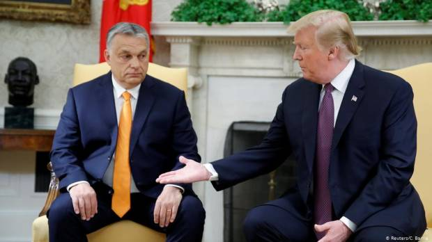 Opinion: Donald Trumps lonely dream of Viktor Orban-like power