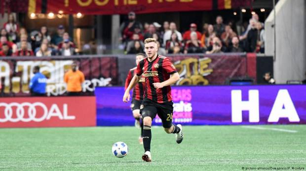 Atlanta Uniteds Julian Gressel: Every player wants to be competing for trophies