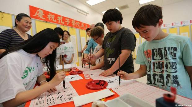 Why is the US targeting Chinas Confucius Institute?