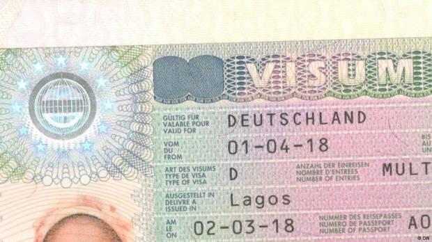 Why few visas are issued for Africans wanting to come to Germany
