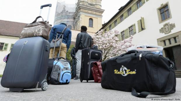 Nigerian refugees in Germany among top job finders