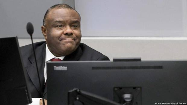 Jean-Pierre Bemba squarely back in Congolese politics