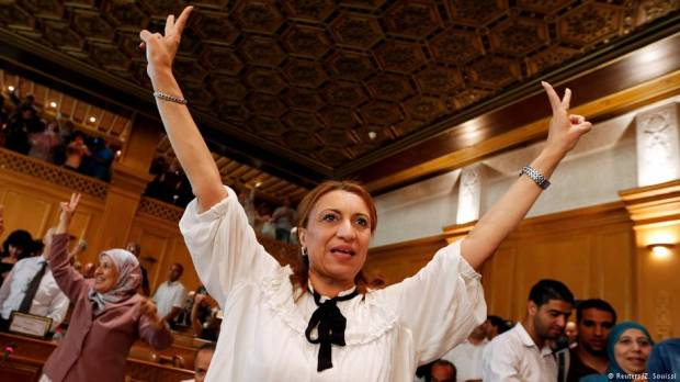 Womens rights in Tunisia: Could first female mayor signal democratic change?