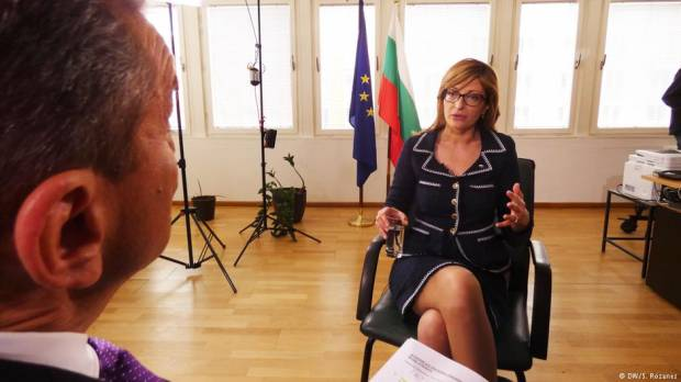 Bulgarian FM: 'Not only Bulgaria doesnt want to host the refugees'