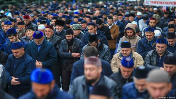 Protests in Ingushetia alarm Moscow
