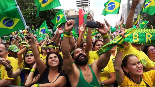 Is there a right-wing surge in South America?