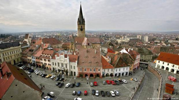 Romania protests German report on Transylvania anschluss
