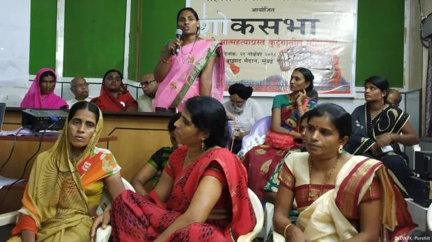 Indias farmer suicides severely affect rural women