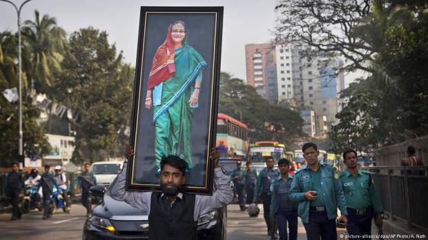 Wests worrying support for Bangladeshi PM Sheikh Hasina