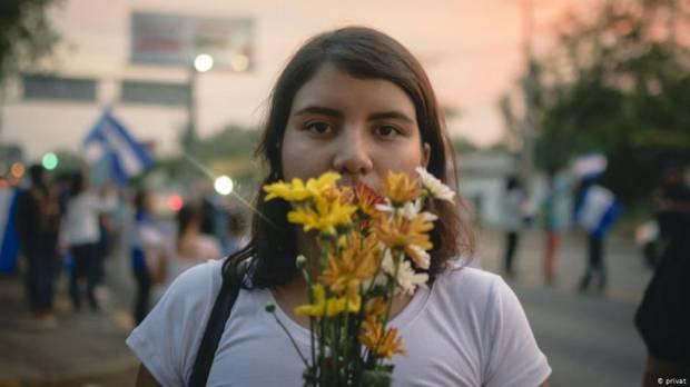 Nicaragua deserves peace, says exiled student protest leader